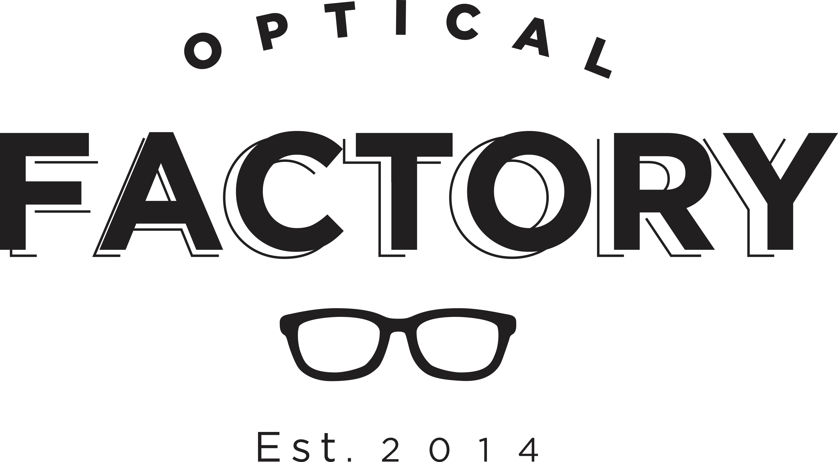 2018 logo optical factory